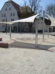 Marktplatz Nattheim Mit freundlicher Genehmigung Gemeinde Nattheim