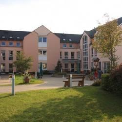 Pflegeheim der Arbeiterwohlfahrt in Breitenbrunn Mit freundlicher Genehmigung Fotograf Harald Wunderlich